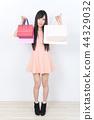 shoping, shopping, paper bag 44329032