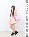 shoping, shopping, paper bag 44329036