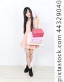 girl, shoping, shopping 44329040