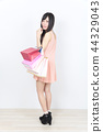 girl, shoping, shopping 44329043