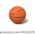 运动 篮球 三维 44330070