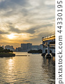 tokyo, rainbow, bridge 44330195