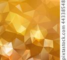 Vector Polygon Abstract modern Polygonal Geometric 44338548
