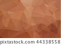 Vector Polygon Abstract modern Polygonal Geometric 44338558