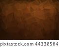 Vector Polygon Abstract modern Polygonal Geometric 44338564