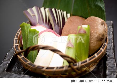 烤蔬菜 44339501