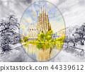 BARCELONA, SPAIN. 44339612