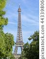 파리 에펠 탑 44339806