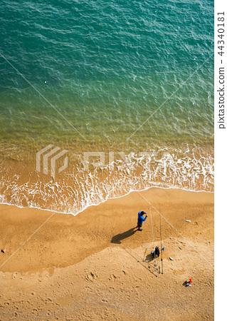 海 景观 景色 44340181