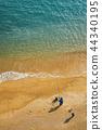 海滩钓鱼 44340195