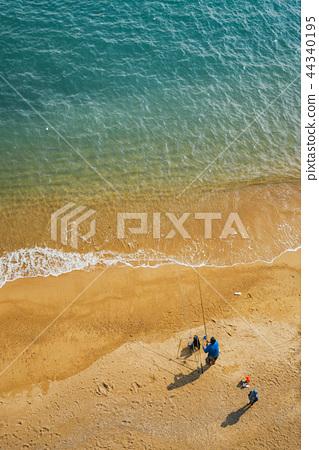 海 景观 景色 44340195