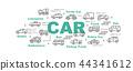 car vector banner 44341612