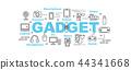 gadget vector banner 44341668