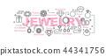 jewelry vector banner 44341756