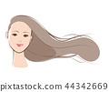 女人_搖曳的頭髮2 44342669