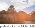 Osaka castle Kansai Osaka 44346148