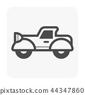 classic car icon 44347860