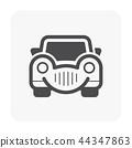 classic car icon 44347863