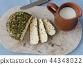 Cheese with cumin and dill 44348022