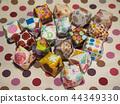 종이 접기, 풍선, 컬러풀 44349330