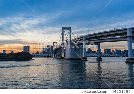 [東京]台場 44351394