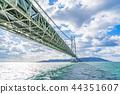 【Hyogo Prefecture】 Akashi Kaikyo Bridge 44351607