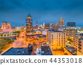 Milwaukee, WIsconsin Skyline 44353018
