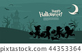 kids, halloween, people 44353364