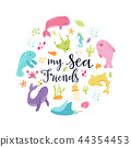 whale, animal, dolphin 44354453