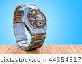 Analog Digital Wrist Watch for men 44354817