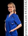 doctor, nurse, woman 44356382