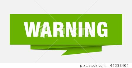 warning 44358404