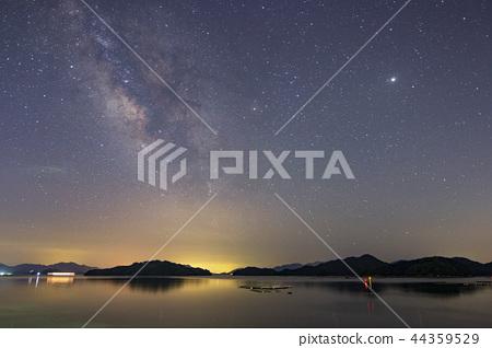 在瀨戶流動的銀河 44359529
