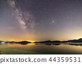 在濑户流动的银河 44359531