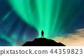 aurora, borealis, northern 44359823