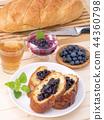 藍莓果醬 44360798