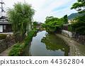 riverside district, channel, watercourse 44362804