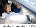 자동차, 차, 여성 44363356