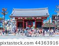 Tokyo Asakusa Kaminarimon 44363916