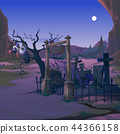 bird cemetery cross 44366158