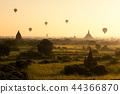 Bagan, Myanmar 44366870