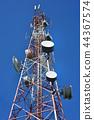 Telecommunication tower 44367574