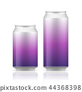 White can vector visual, ideal for beer, lager. 44368398