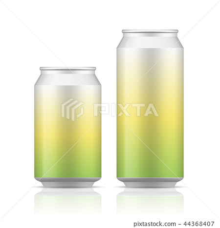 White can vector visual, ideal for beer, lager. 44368407