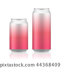 White can vector visual, ideal for beer, lager. 44368409