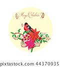 草图 素描 圣诞节 44370935
