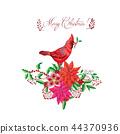 草图 素描 圣诞节 44370936