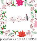 草图 素描 圣诞节 44370950