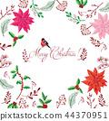 草图 素描 圣诞节 44370951