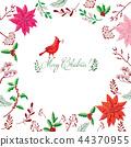 草图 素描 圣诞节 44370955